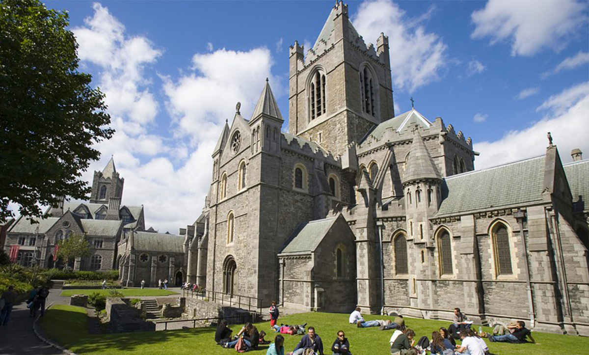 The Unique Churches Of Ireland Early Christian Ireland