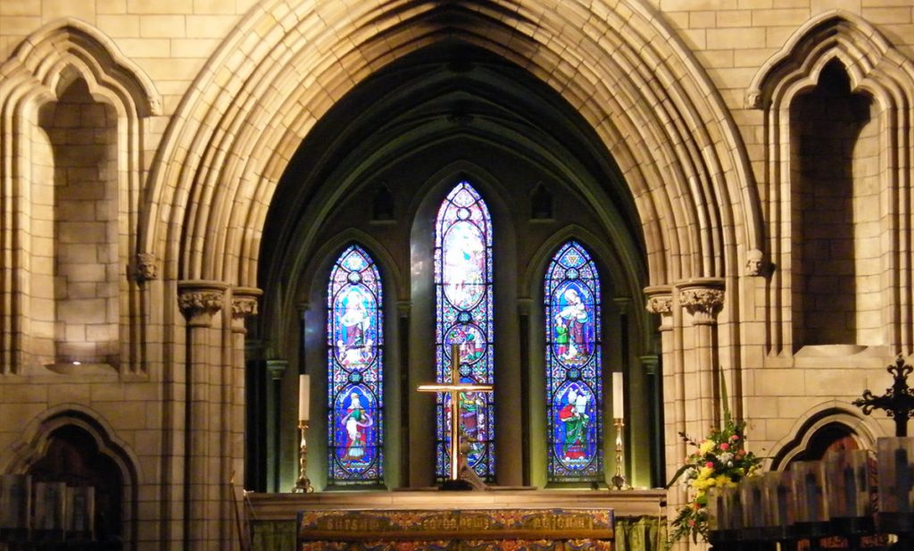 St. Patrick's Cathedral Altar