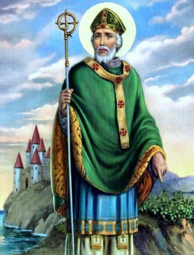 St. Patrick - apostle of Ireland